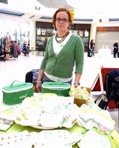 DajDaj platnene pelene na prethodno održanom bazaru mama preduzetnica