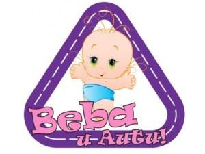beba u autu